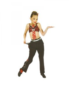 Dance Moms - Maddie Ziegler - The Game Of Love
