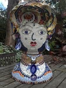 Mosaic Terracotta Pots - Bing Images