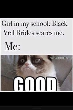 girl walked up to my locker bvb, ptv, fir, f4r loaded asked how i wasnt petrifyed