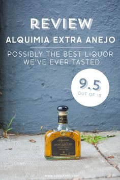 This Organic Tequila Might Be The Best Liquor We've Ever Tasted - See more at: http://www.thesavory.com/drink/organic-tequila-might-be-best-liquor-weve-ever-tasted.html#sthash.XwFn2o6h.dpuf