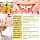 Organic Cold Pressed Extra Virgin Coconut Oil For Oil Pulling 4oz