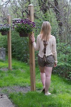 Get a fresh take on fun #floral shorts for this #spring and #summer at #JFY! #sweaters #flowers #beautiful #outdoors