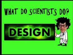 WHAT DOES A SCIENTIST DO?  SONG by Heath