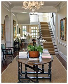 South Shore Decorating Blog: A collection of 50 formal French - style rooms.
