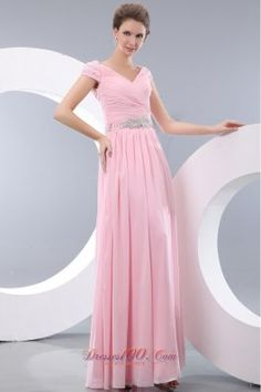 pink floor-length evening gown - Google Search