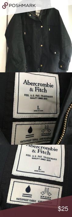 Abercrombie Rain Coa