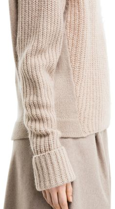 Acne Studios Loyal mix beige