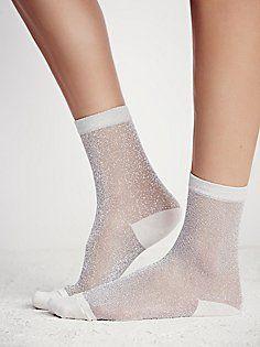 Glimmer Anklet