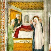 A married woman must often leave God at the altar to find him in her housework. ~St. Frances of Rome