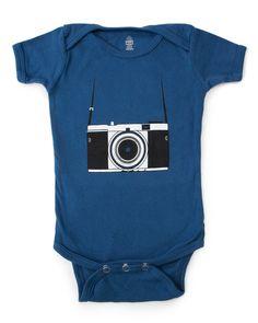 0d21b93e8 The Tourist Babysuit   Cotton Infant Clothes