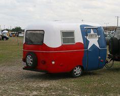 Texas Camper