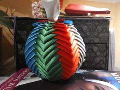 Bauble ribbon/ Bombka wstążka
