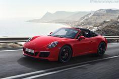 2017 Porsche 911 Targa 4 GTS