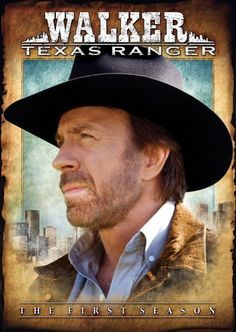 Texas Ranger TV-series 1993 - 2001
