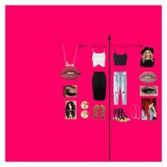 """Untitled #19"" by nobiebey on Polyvore featuring Lime Crime, Topshop, RHYTHM, Mystique, Alexander McQueen, Billabong, Sydney Evan, Lana and Eddie Borgo"