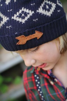 This thick, cotton sweater knit beanie hat is great for boy or girl! Scotch Shrunk is the amazingly stylish and cool boys brand from Dutch label Scotch