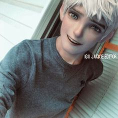Image uploaded by Cori. Find images and videos about jack and jack frost on We Heart It - the app to get lost in what you love. Emo Disney, Disney Au, Disney Fan Art, Disney And Dreamworks, Disney Ships, Rapunzel, Princesas Disney Dark, Princesse Disney Swag, Jackson Overland