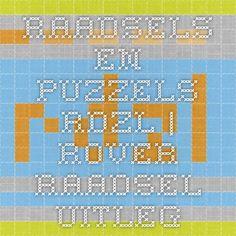 ... Logische Puzzels op Pinterest - Kritisch Denken, Puzzels en Wiskunde: https://nl.pinterest.com/explore/logische-puzzels-945905235140