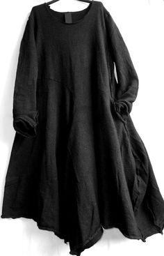 3dbd8149f58 Damenkleider mit Rundhals aus Baumwollmischung in Übergröße für die  Freizeit