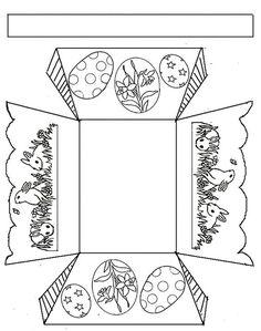 http://www.kutchuk.com/images/bougetesmains/paques2/panieracolorier.gif Panier de Pâques à colorier: