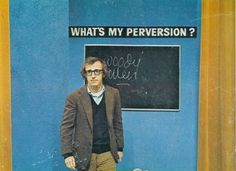 What's my perversion?