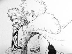 Boku no Hero Academia || Kirishima Eijirou, Katsuki Bakugou.