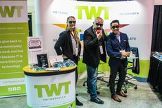 It was great to see one of our lovely clients, TWT, at the Small Business Week conference in Calgary! They're a fantastic IT company that let you focus on your business whille they take care of your IT. #sbw2017 #sbwyyc #calgarychamber