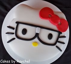 """hello kitty cakes 