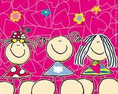 Rock Art, Hello Kitty, Friendship, Thankful, Snoopy, Clip Art, Kids Rugs, Messages, Superhero
