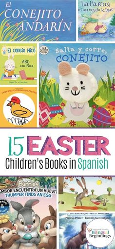 15 Easter Books in Spanish for Children — Lorena & Lennox Bilingual Beginnings Easter Activities For Preschool, Fun Activities For Toddlers, Spanish Activities, Teaching Spanish, Teaching Kids, Best Children Books, Toddler Books, Childrens Books, Valentines Day Book
