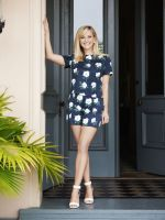 12 Times Reese Witherspoon Set Every Southern Girl's #HomeLifeGoals #refinery29  http://www.refinery29.com/2015/06/88963/reese-witherspoon-draper-james-lifestyle#slide-6  That time she shared this custom crest by Happy Menocal featuring magnolias, bulldogs, and the Tennessee state flag....