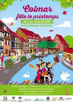 1000 images about le printemps de colmar alsace france for Designhotel elsass