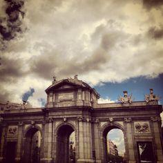 Puerta de Alcalá -Madrid.Patricia Bustos