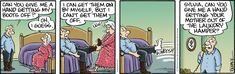 Older Couples, Comic Strips, Pickles, Im Not Perfect, Give It To Me, Humor, Comics, Comic Books, I'm Not Perfect