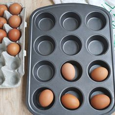 The most important meal of the day just became the easiest meal of the day. We found these genius egg prep tips and tricks to simplify the way you start your morning. Here are our favorite egg hacks. Shake Recipes, Egg Recipes, Cooking Recipes, Cooking Eggs, Egg Hacks, Food Hacks, Breakfast Dishes, Breakfast Time, Breakfast Ideas