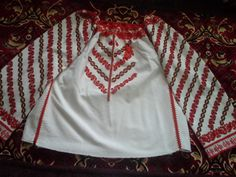Camasa dama, bogat ornamentata