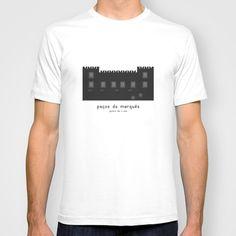 HexArchi - Portugal, Ponte de Lima, Paços do Marquês T-shirt