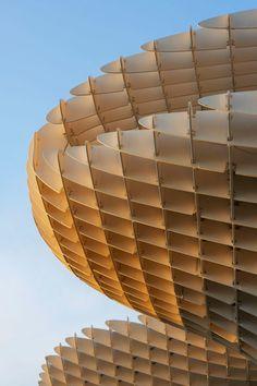 J. MAYER H. Architects, Hufton + Crow, Arup · Metropol Parasol · Divisare