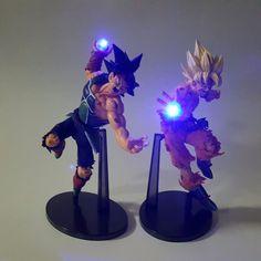 Reliable Dragon Ball Z Broly Led Light Super Saiyan Action Figures Led Head Lighting Pvc Anime Dragon Ball Broly Diy Led Light Dbz Led Night Lights