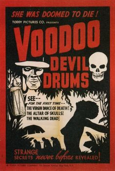 Voodoo Hoodoo art inspiration