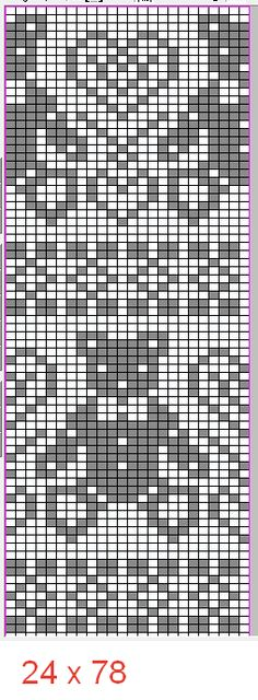 20 ideas knitting fair isle chart christmas stockings charts christmas charts f Fair Isle Knitting Patterns, Fair Isle Pattern, Knitting Charts, Knitting Stitches, Love Knitting, Double Knitting, Baby Knitting, Vintage Knitting, Fair Isle Chart