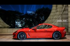 Maserati GranTurismo MC Stradale - 10 Sports Cars Transformed Into Pickup Trucks  Best of Web Shrine