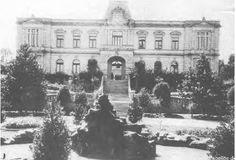 Manicomio de La Castañeda, inaugurado por Porfirio Díaz en 1910