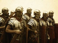 Romans in Archeon