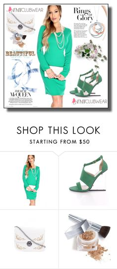 """""""amiclubwear 28"""" by aida-1999 ❤ liked on Polyvore featuring Tiffany & Co. and Christian Dior"""
