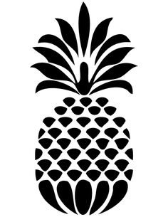 Items similar to Pineapple **Reusable STENCIL**- 8 sizes available- Create BEACH Signs or Cottage Pillows Wall Stencil on Etsy Cricut Vinyl, Vinyl Decals, Wall Decals, Car Decal, Wall Stickers, Wall Vinyl, Silhouette Cameo Projects, Silhouette Design, Vinyl Crafts