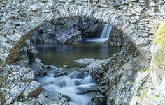 Bridge over the Falls of Bruar