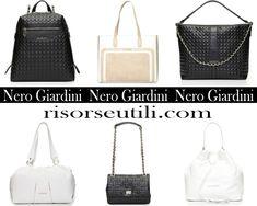 Bags+Nero+Giardini+2018+new+arrivals+handbags+accessories