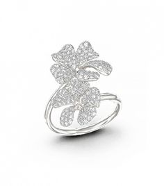 Flower ring from sex and the city — photo 14