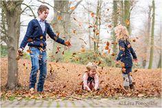 Kinderfotografie buiten